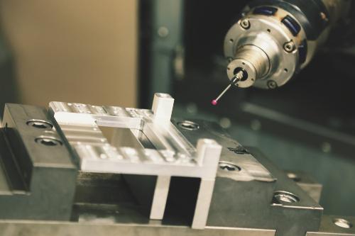 Tworzenie prototypów CNC